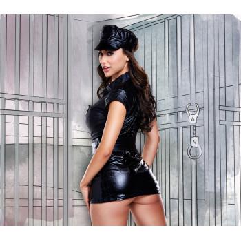 Dirty Cop Kostüm - Baci Lingerie