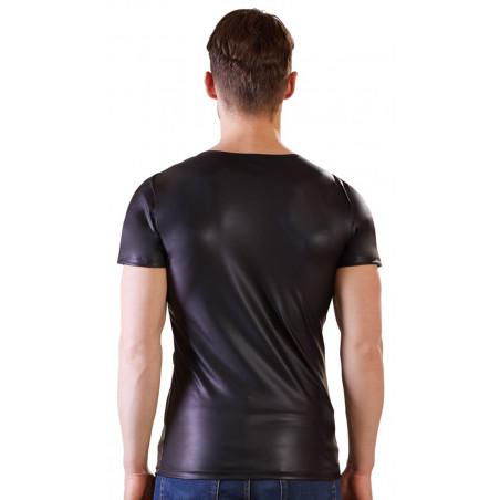 Shirt im Wetlook mit Powernet-Einsätzen - NEK