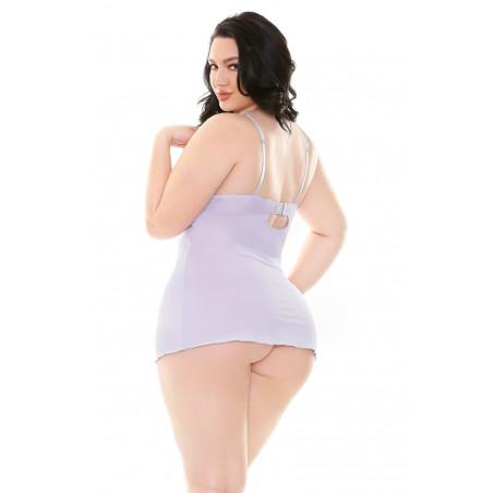Abigail-Nachtkleid - Curve