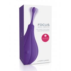 Focus - Sonic Klitorisvibrator - JIMMYJANE
