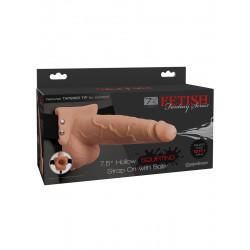 Squirt Strap-On Dildo - 19 cm - Online bestellen im Sexshop