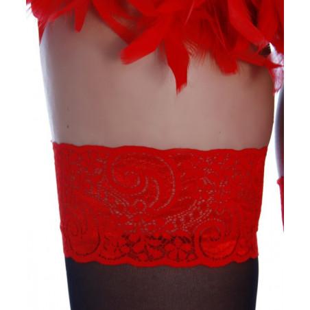 Stockings mit Spitze