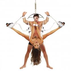 Liebesschaukel - Sexschaukel | Fantasy Bondage Swing - Pipedream Fetish Fantasy