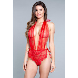 Dessous/Body - Alessandra - Rot - Be Wicked Dessous