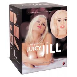 Juicy Jill - Liebespuppe