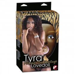 Tyra Lovedoll - Dunkelhäutige Liebespuppe