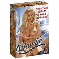 Liebespuppe Claudia