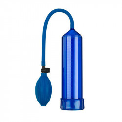Penispumpe Easy Touch - Blau