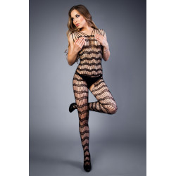 Bodystocking - offener...
