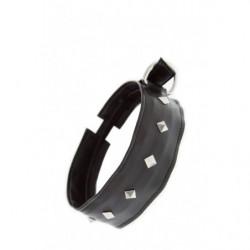 Halsband mit Nieten