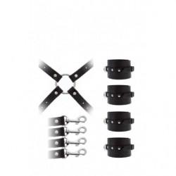 Fessel-Set für Arme und Beine - Hog Tie