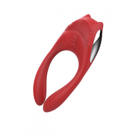 Eros - Vibrator mit Fernbedienung - Red Revolution