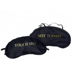 Stimmungs-Maske - Touch Me + Not Today!