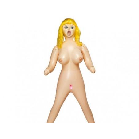 Brandy - Big Boob Lovedoll - Liebespuppe