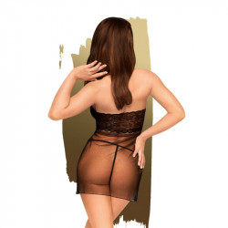 All yours (Schwarz) - Penthouse Lingerie - Bodystocking