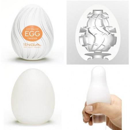 Tenga Egg Twister - Tenga Egg Masturbator