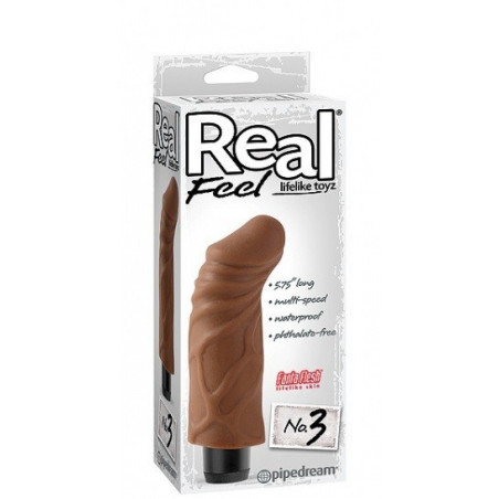 Pipedream Real Feel No. 3 Vibrator