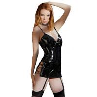 Lack Kleider - Röcke | BDSM Kleidung für Frauen