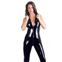 Lack String für Frauen | BDSM Kleidung