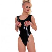 Latex Body für Frauen | BDSM Kleidung