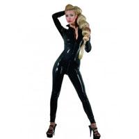 Latex Overall für Frauen | BDSM Kleidung
