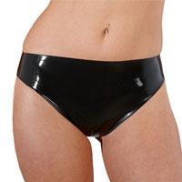Latex String für Frauen | BDSM Kleidung