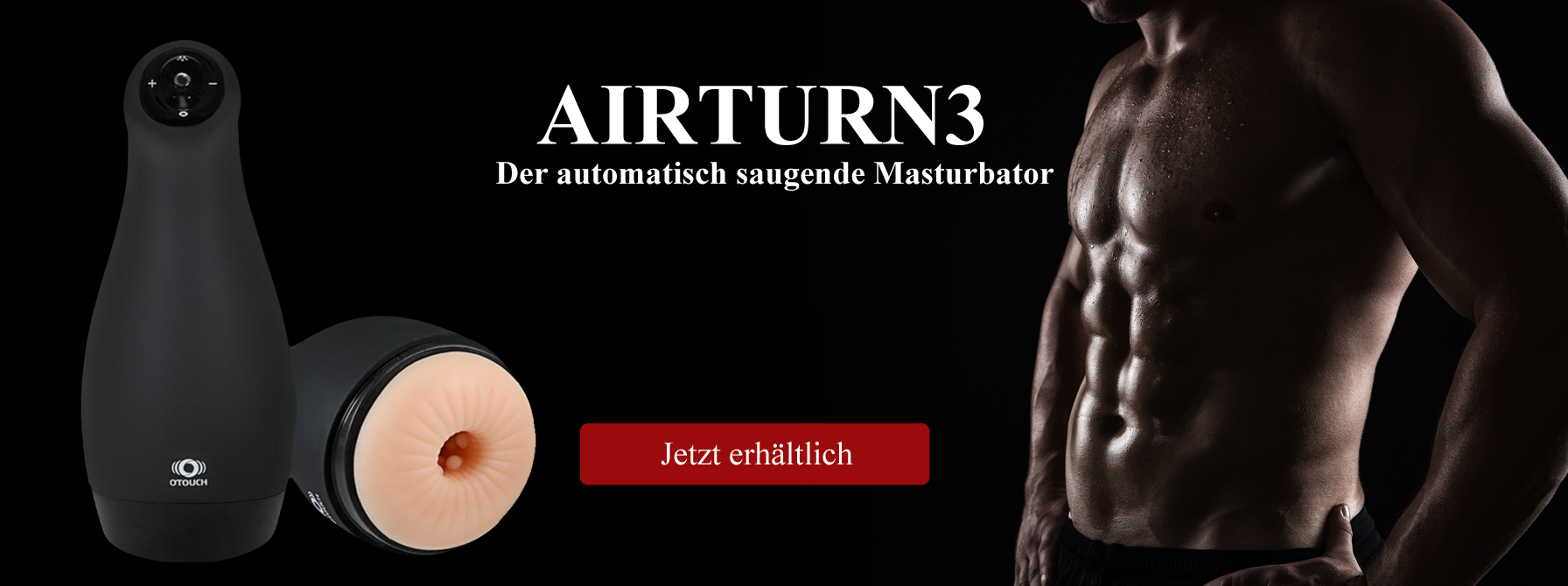 Airturn3 Masturbator von Otouch